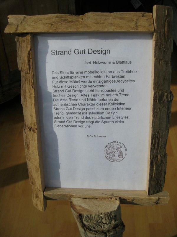 Strand-Gut-Design